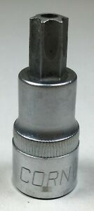 Cornwell Tools T55h Torx Socket 1 2 Drive Made In Usa Tool Nice Condition