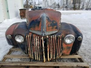 1942 1947 Ford Truck Front Clip Shipping Included