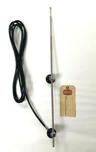 1933 1942 Plymouth Radio Antenna Side Mount Style Brand New Reproduction