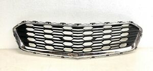 16 18 Cruze Grille Lower Bumper Mounted Factory Trim Grill Oem 102a