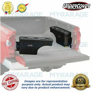 Undercover For 2005 2018 Nissan Frontier Swingcase Truck Bed Tool Box Pair