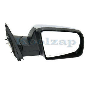 For 14 20 Tundra Limited Rear View Mirror Power Folding W Blind Spot Right Side