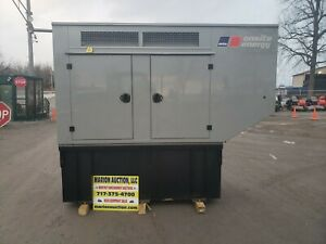 2013 Mtu Onsite Energy Standby 30 Kw Diesel Powered Generator Brand New