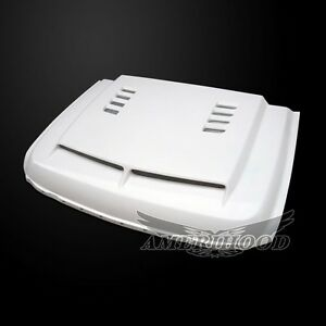 2011 2014 Chevy Silverado 2500hd 3500hd Type e Style Functional Ram Air Hood