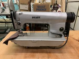 Industrial Sewing Machine Pfaff 463 Top Feed Single Needle light Leather