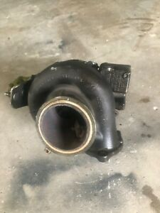 18 Porsche Cayman S 2 5l Turbo Charger 9a212302204