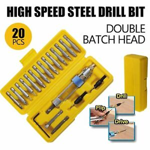 20x Drill Driver Multi Screwdriver Sets Updated Version16 Different Kinds Head