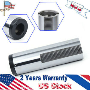 Excellent Milling Machine Part Spindle Sleeve Thicken Chrome Barrel Free Ship