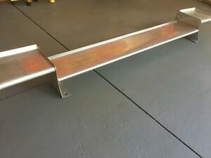 Aluminum Rear Wing Racing Car 70 Long 7 5 Pounds Weight Out Of Toyota Wsr