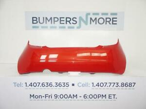 Oem 2012 2016 Chevy Sonic Hatchback Lt ls ltz W o Rs Rear Bumper Cover