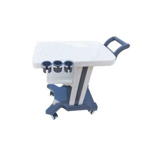 Techtongda Mobile Trolley Cart With 4 Wheels And Handle For Portable Ultrasound