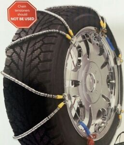 Scc P225 65r16 P235 60r16 P255 45r18 many More Sizes Performance Tire Chains 63