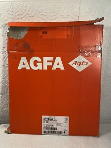 Agfa Drystar Dt 1 B Dry Medical Film Pack 100 Nif 35 X 43 2014 10