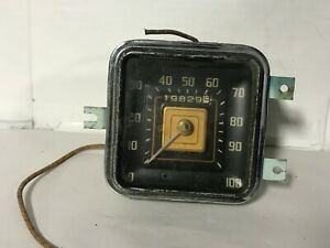 1949 1950 Dodge Original Mopar Speedometer 49 50