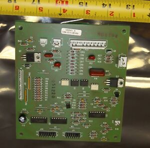 National 430 Cold Food Vending Machine Interface Pcb Manuf Part No Is 4302641