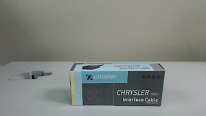 Autoxray Chrysler Obd I Interface Cable Ax20130