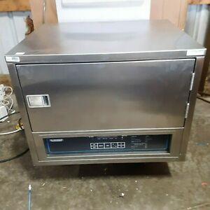 Blickman Blanket And Fluid Warmer Model Working Clean Small Bad Spot On Display