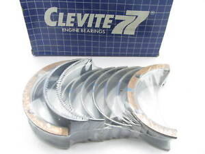 Clevite 77 Ms 1415p 1 Engine Main Bearings 001 1977 1981 Pontiac 265 301