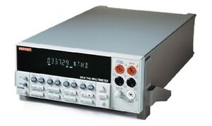 Keithley 2015 p Audio Analyzing Dmm New
