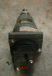 Moore Products Precision Relay Valve Model 671