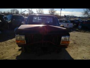Automatic Transmission 4wd 4r70w Aode w Fits 94 95 Ford F150 Pickup 595937