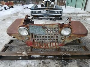 1940 S 1950 S Willy S Pickup Front Clip Shipping Included