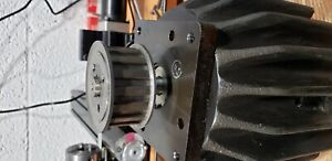 Used Bridgeport Boss Stepper Motor Removed From Working Cnc Machine