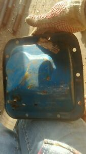 Ford 600 800 2000 3000 4000 Tractor Selectospeed Sos Transmission Cover Nos