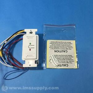 Lvs Inc Epc 2 d Emergency Lighting Power Control Switch 120 277v Fnip