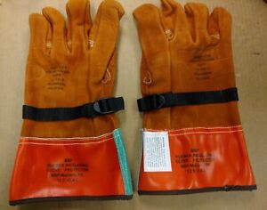 Bbp 328 Rubber Insulated Glove Protector Gloves Brand New Lot Of 30 Gloves