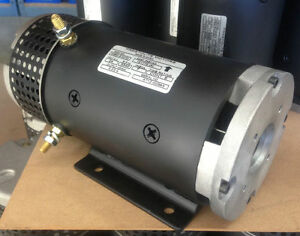 Grove 356000820 Electric Motor New