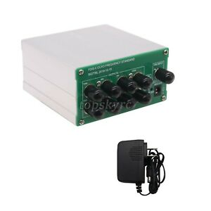 Ocxo Frequency Standard W 10mhz 5mhz 1mhz 100khz 1pps Outputs power Adapter Ts