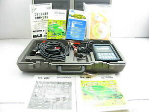 Otc 4000e Diagnostic Monitor System With Case 1979 93 Pathfinder Ii Domestic