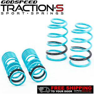 Godspeed Traction S Lowering Springs For Mazda 3 2003 2008 Bk Ls Ts Ma 0002