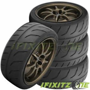 4 Toyo Proxes R888r 205 50zr16 87w Dot Competition Street race Track Tires