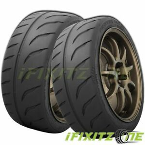 2 Toyo Proxes R888r 285 35zr19 99y Dot Competition Street Race Track Tires