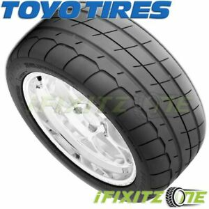 1 Toyo Proxes Tq P345 40r17 Drag Racing Track Competition Tire