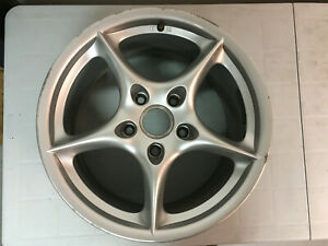 Porsche 18x10 Carrera Lightweight Rim 18 My02 996 362 140 03 Wheel 99636214003