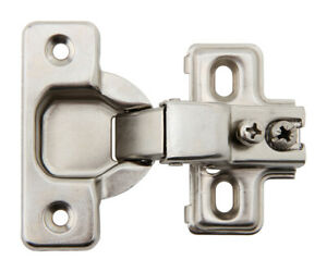 Silverline Face Frame Concealed Euro 105deg Self Closing Compact 25 Pack
