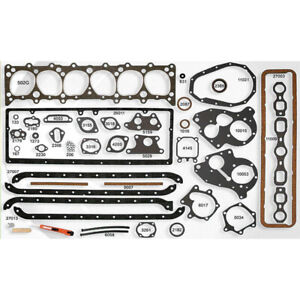 Early Chevy Engine Gasket Set Complete 216 235 Ci 1949 1953 80 361197 1