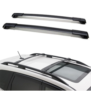 For 09 13 Subaru Forester Roof Rack Cross Bars Oe Style Luggage Carrier Bar Set