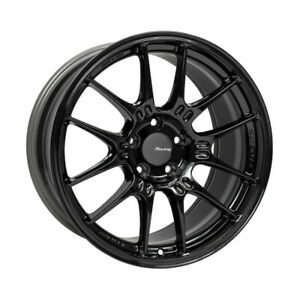 Enkei Gtc02 18x9 5 5x114 3 40mm Gloss Black Wheel 534 895 6540gb