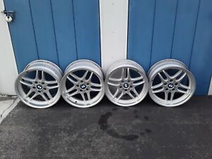 96 01 Bmw E38 Oem Factory M Parallel Rims