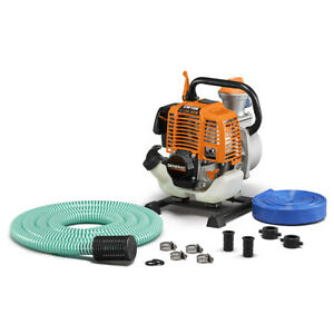 Generac 6917 Cw10k 1 Clean Water Pump With Hose Kit 30 Gpm 49 State csa