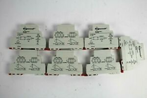 Magnecraft 861ssr210 dc 1 Solid State Relay lot Of 7
