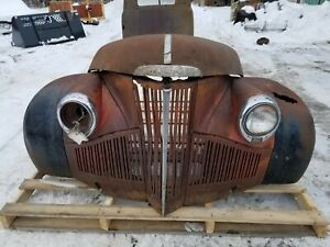 1941 1947 Studebaker Front Clip Shipping Included See Description