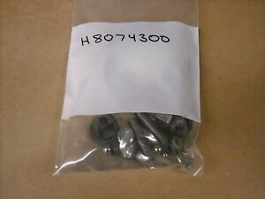 H8074300 Repair Kit For Hein Werner 30 Ton Hand Jack Without Pump Piston Nos
