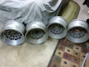 4 15x8 5 Appliance Dia Mag Wheels 5x4 75 5x4 5 Vintage Gm Ford Camaro Mustang