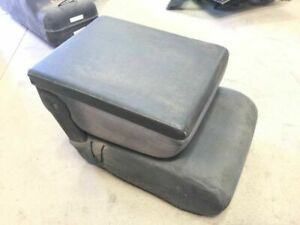96 Dodge Ram 2500 Used Front Center Console Jump Seat