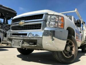 07 08 Silverado 3500 Complete Front End Clip Hood Fenders Bumper W 6 0l Cooling